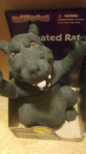 Animated Rat for Sale in Los Molinos, CA