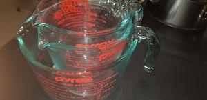 Pyrex 3pc mug set for Sale in South Brunswick Township, NJ