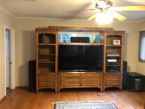 Entertainment Center TV Stand Wall Unit for Sale in Beverly Hills, CA