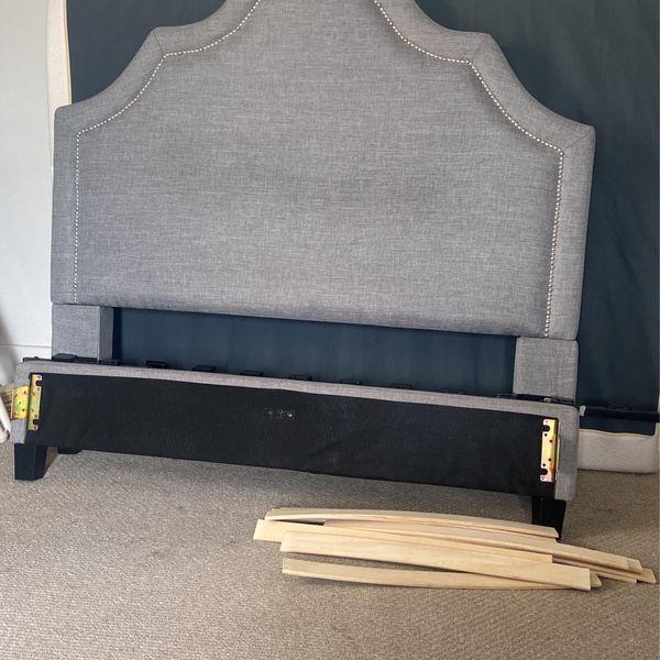 Queen Frame Bed
