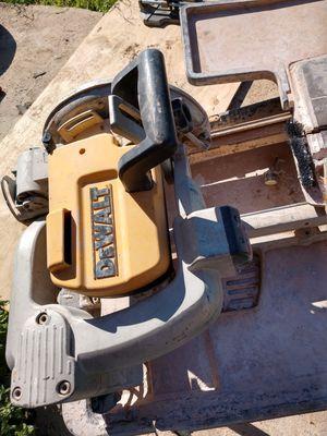 Dewalt wet saw for Sale in Odessa, TX