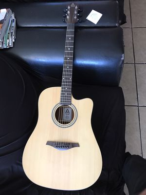 HOHNER ACOUSTIC GUITAR- MODEL AS305 CE NS for Sale in Huntington Park, CA