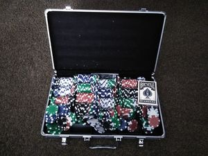 Profesional Poker Set for Sale in Stockton, CA