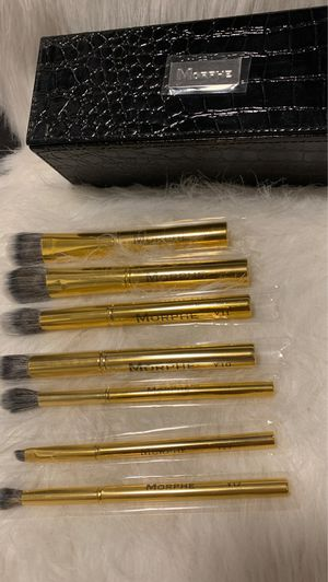 7 Morphe makeup brushes for Sale in Beaverton, OR