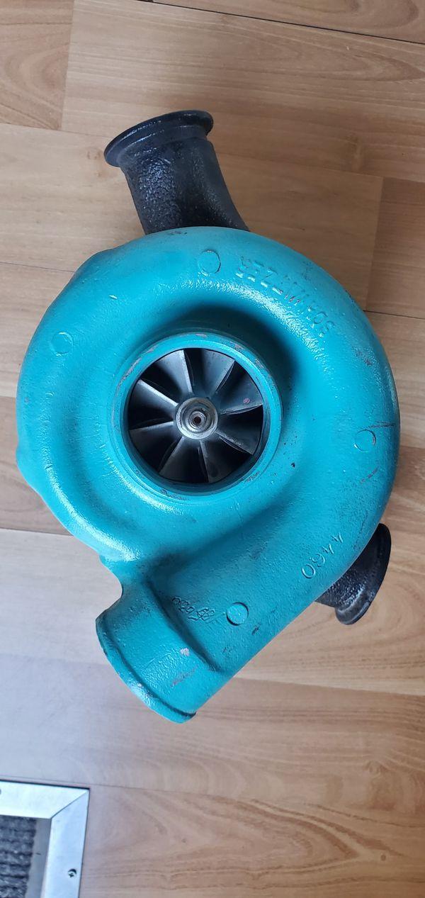 Turbo for detroit diesel 8.2