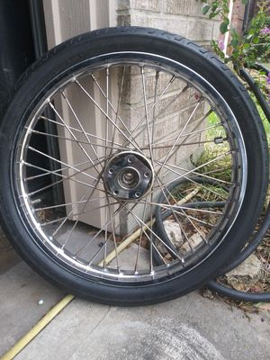 """Harley Davison 21"""" Front Wheel for Sale in Humble, TX"""