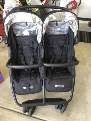 Zoe double stroller for Sale in Hillsboro, OR