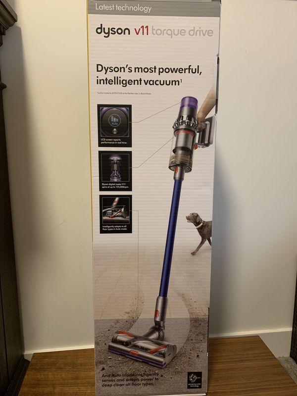 NIB*.. Sealed, DYSON V11 Torque Drive Vacuum (Brand New)