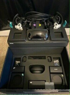 Valve Index VR Full Kit with protube for Sale in San Francisco, CA