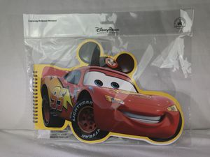 Walt DISNEY World Cars Notepad with coloring pages for Sale in Salisbury, NC