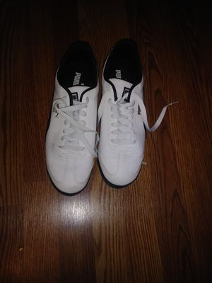 Puma 9.5 worn 2x for Sale in Morrisville, PA