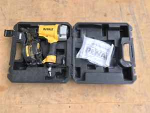 Dewalt nail gun for Sale in Charlotte, NC