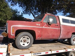 1979 gmc parting out for Sale in Santa Ana, CA