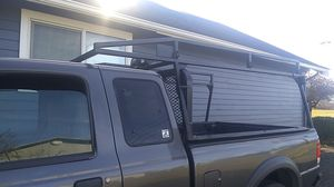 Nice truck rack with a winch to pull your quad up by yourself for Sale in Enumclaw, WA