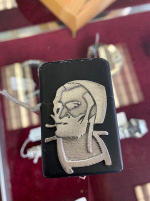 Zig zig man zippo lighter for Sale in Pflugerville, TX