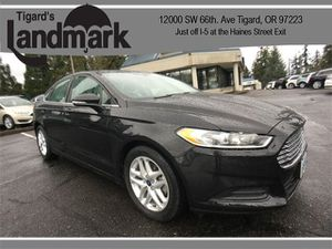 2015 Ford Fusion for Sale in Tigard, OR