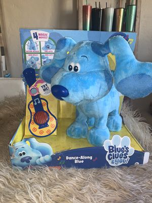 New blues clues for Sale in Fresno, CA