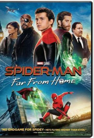 Spiderman Far From Home new unopened dvd for Sale in INVER GROVE, MN