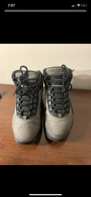 "Jordan 10 ""shadow size 11 for Sale in Alexandria, VA"