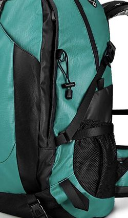 Hiking Backpack 50L- Travel Carry-On Backpack w/Waterproof Cover for Sale in Hialeah,  FL