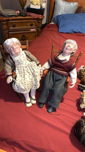 Porcelain Elderly Dolls for Sale in Baltimore, MD