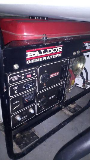 Baldor 6000 watt gen for Sale in West Columbia, SC