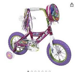 Trolls toddler bike for Sale in Lancaster, CA