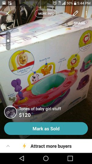 Baby seat/ toy for Sale in Las Vegas, NV