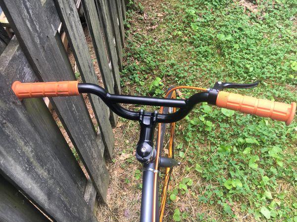 Single speed road bike - OBO
