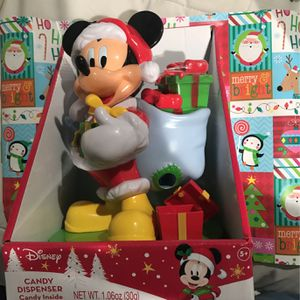 Mickey Dispenser Toy Decoration for Sale in Chula Vista, CA