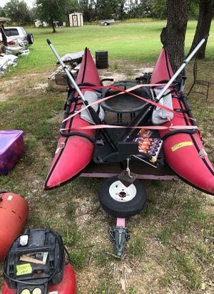 Fish cat boat for Sale in Burnet, TX