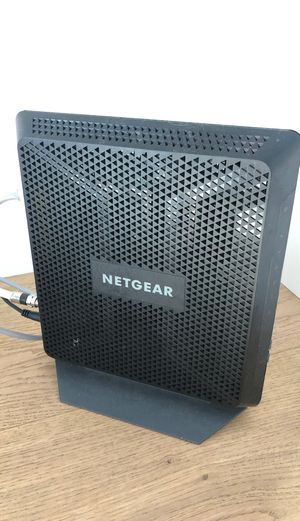 Netgear router for Sale in Los Angeles, CA