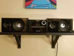 Philips BTM2180 Micro Music System for Sale in Las Vegas, NV