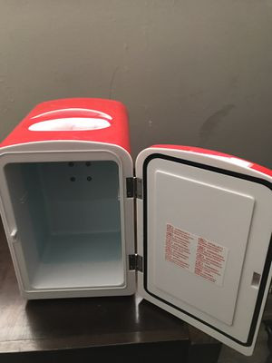 Vintage style Coca Cola mini cooler for Sale in UPPER ARLNGTN, OH