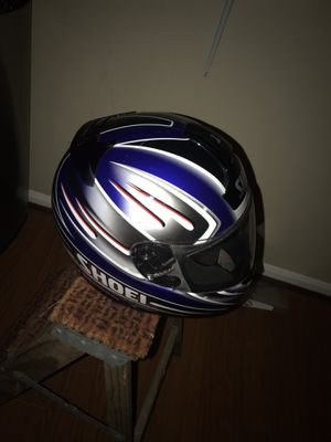 Shoei helmet size m for Sale in Sully Station, VA