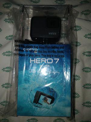 GOPRO SILVER HERO 7 4K for Sale in Houston, TX