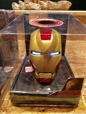 Marvel Iron Man Bluetooth Speaker for Sale in Chesapeake, VA