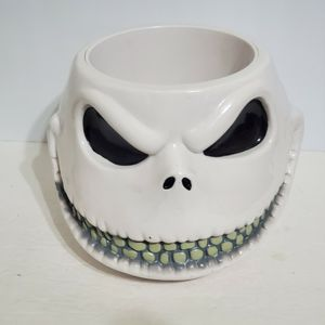 Disney Nightmare Before Christmas Jack Skellington Head Plastic Candy Jar for Sale in La Grange, IL