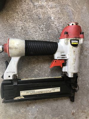central pneumatic nail gun for Sale in Industry, CA
