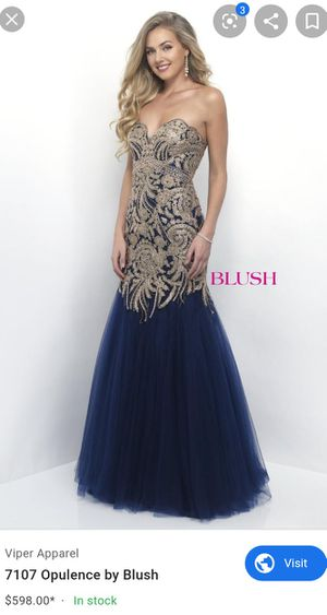 Prom dress for Sale in Burlington, NJ
