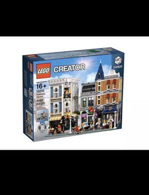 Lego 10255 creator assembly square NIB pristine RETIRED for Sale in Seattle, WA