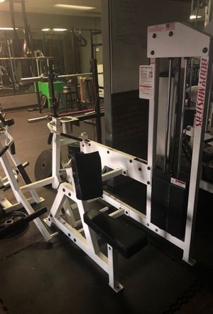 Body masters seated row machine for Sale in Phoenix, AZ
