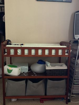 Changing table for Sale in Benicia, CA