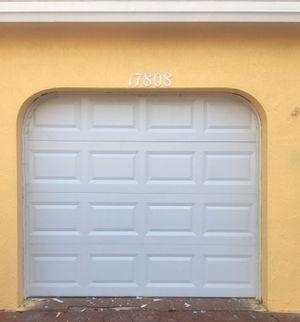Garage door and Garage door openers $1 for Sale in Miami Springs, FL