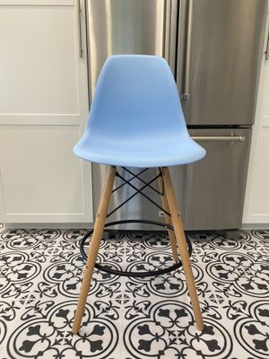 MCM Counter Height Bar Stools (2) for Sale in Tacoma, WA