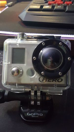 GoPro Hero With watercase included (for replacement parts) for Sale in North Miami, FL