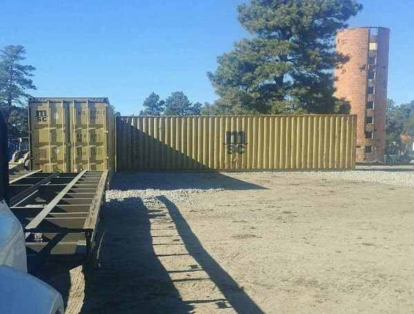 40' HC Used Portable Storage Containers for Sale!
