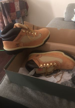 Men's Timberlands field boot size 8 for Sale in Atlanta, GA