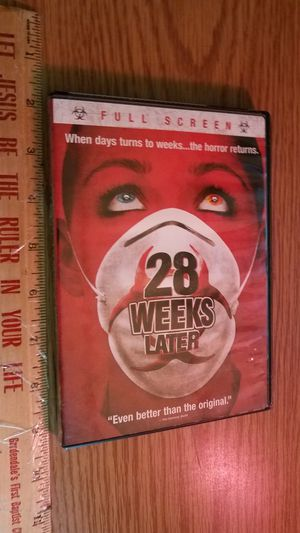 28 weeks later. for Sale in Rincon, GA