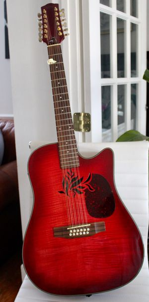 Dillion Limited Edition 12 cord guitar for Sale in Nashville, TN